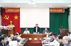 越共中央理论委员会召开第12次会议