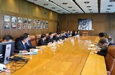 越南审计署与德国国际合作署加强合作