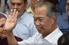 毛希丁宣誓就任马来西亚总理