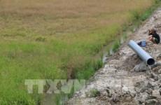 欧洲联盟向越南受灾群众提供6万欧元援助