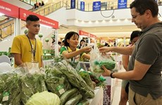 推进农产品营销链发展