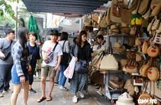 岘港市密切跟踪韩国游客的出行信息和健康情况