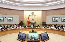 阮春福总理:坚持落实新冠肺炎疫情防控工作和促进经济发展双重目标