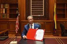 马来西亚总理呼吁民众给予全力支持