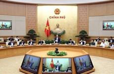 阮春福总理:越南经济社会在困境中依然保持稳定