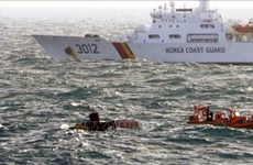韩国济州岛附近海域一渔船起火  5名越南人下落不明