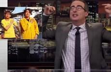 越南洗手歌亮相美国HBO电视台《上周今夜秀》