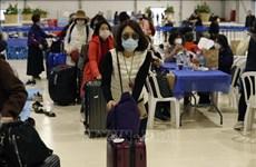 新冠肺炎疫情:从韩国入境越南的乘客必须接受隔离
