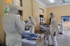 新冠肺炎疫情:越南国防部开展有史以来规模最大的疫情防控演练活动