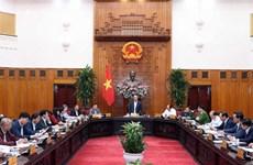 政府总理阮春福:河静省需继续集中精力发展工业  做好国防安全保障工作