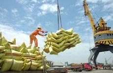 越南大米出口价格猛增