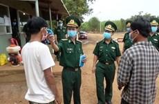 自3月5日起从柬埔寨入境越南的游客务必进行健康申报