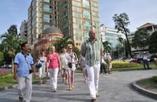 2月份胡志明市接待国际游客量346650人次