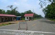 柬埔寨与老挝继续承诺加强有关边界安全问题的合作