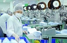 越南将抗菌布料应用于口罩生产