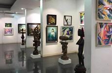 2020年越南美术展将于11月份举行
