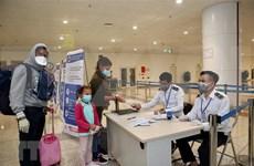 新冠肺炎疫情:加强内排国际机场口岸入境旅客检疫管控工作