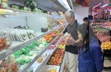 政府总理指示为首都河内的超市和商店提供足够的商品