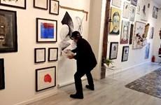 法国艺术家雅各布·雷蒙德音画展即将举行