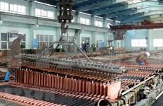 越南国有煤矿和工业集团将于第三季度将老街冶铜项目投入运作