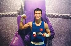 越南拳击运动员获得参加2020年东京奥运会的第5个参赛资格