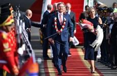 印度尼西亚与荷兰致力建设相互尊重和平等互利的关系