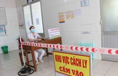 新冠肺炎疫情:在广平省4名疑似感染新冠肺炎的外国公民检测结果为阴性
