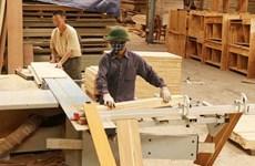 有效管理投入木材业的外资项目
