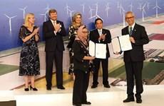 印尼与荷兰签署价值10亿美元的合作协议