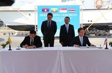 泰国、新加坡、老挝和缅甸促进打击毒品犯罪合作
