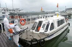 新冠肺炎疫情:广宁省自3月12日起暂停下龙湾和其他景区的游览活动