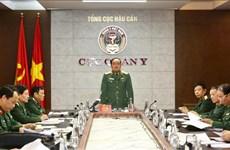 新冠肺炎疫情:越南军队为5个疫情风险等级做好准备