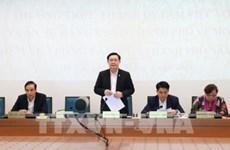 新冠肺炎疫情:河内市寻找措施促进经济增长