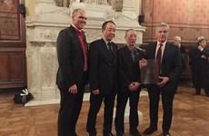 法国公民被任命为越南驻法国马赛名誉领事