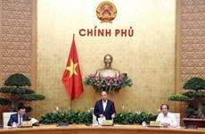 阮春福总理:采取紧急和适当的措施来克服困难  实现可持续发展