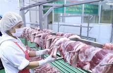 确保猪肉市场保供稳价