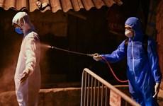 新冠肺炎疫情:越南新增三例新冠肺炎病例 共确诊57例