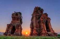 平定的占婆文化遗迹