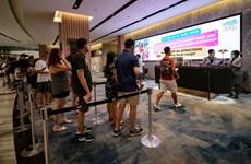 新冠肺炎疫情:多国公民入境新加坡后须自我隔离14天