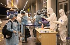 新冠肺炎疫情:越航为旅居欧洲越南公民回国创造最为便利的条件