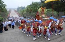 2020年雄王庙庙会将减少一些祭祀仪式