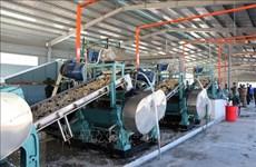 越南橡胶工业集团在越南北部投资兴建三个加工厂