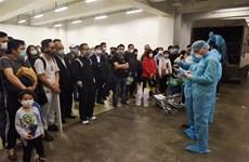 河内市对从疫区回国的越南公民进行隔离