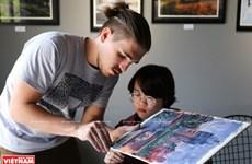 俄罗斯画家与越南文化色彩