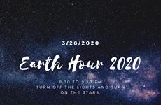 2020年地球一小时:强化能源资源节约意识