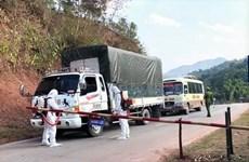 越南各地继续采取措施应对疫情