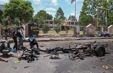 泰国也拉府发生爆炸  致18人受伤