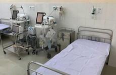 新冠肺炎疫情:胡志明市第二所新冠肺炎定点医院正式投入使用