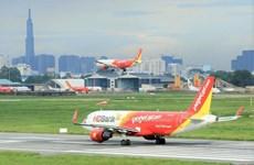新冠肺炎疫情:越南各家航空公司暂停所有国际航线