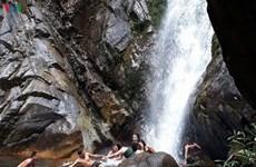 阿诺瀑布——承天顺化省阿雷山区的美景
